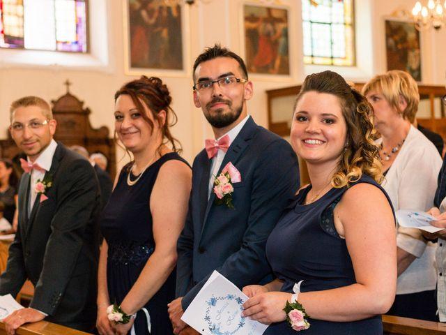 Le mariage de Kévin et Jessica à Scherwiller, Bas Rhin 20