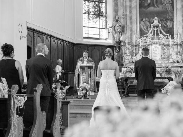 Le mariage de Kévin et Jessica à Scherwiller, Bas Rhin 1