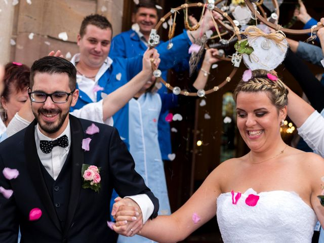 Le mariage de Kévin et Jessica à Scherwiller, Bas Rhin 23