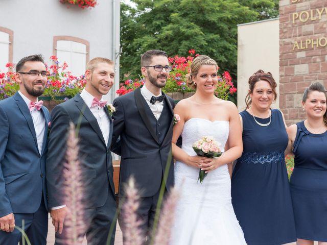 Le mariage de Kévin et Jessica à Scherwiller, Bas Rhin 25