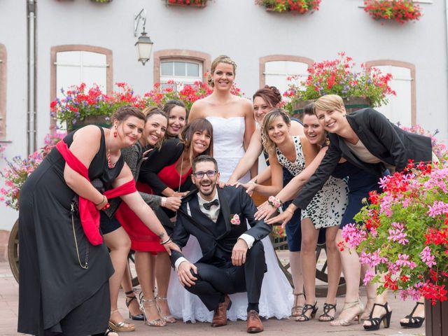 Le mariage de Kévin et Jessica à Scherwiller, Bas Rhin 26