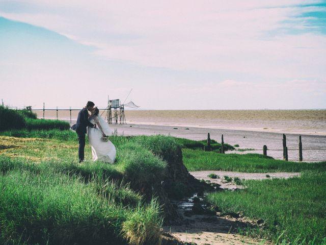 Le mariage de Delphine et Pierre-Antoine