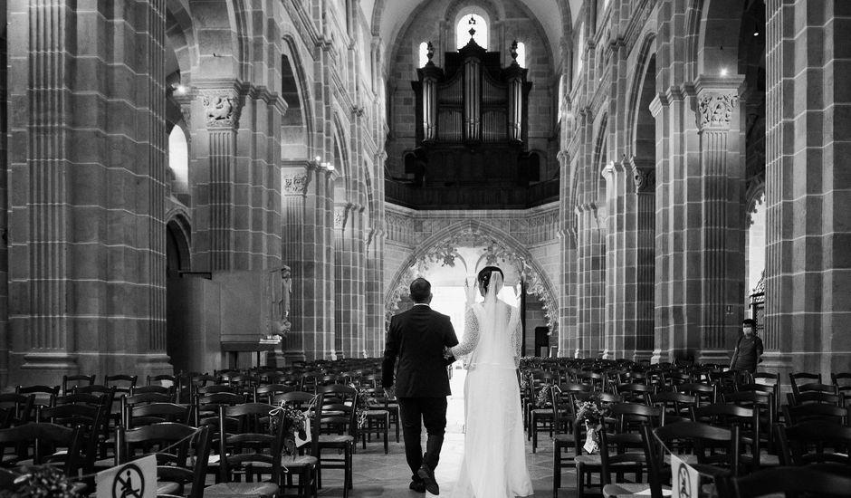 Le mariage de Pierre et Marie  à Autun, Saône et Loire