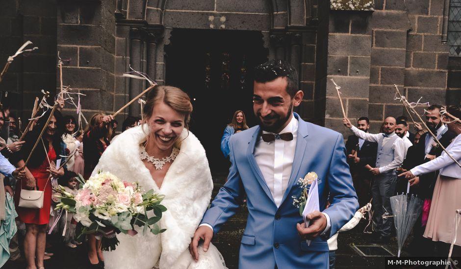 Le mariage de Charlène et Cyril à Loubeyrat, Puy-de-Dôme