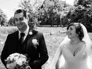 Le mariage de Sabine et Ivan 1