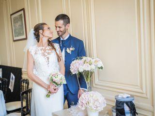 Le mariage de Emilie et Jean-Baptiste