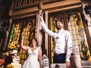 Le mariage de Anthony et Patricia