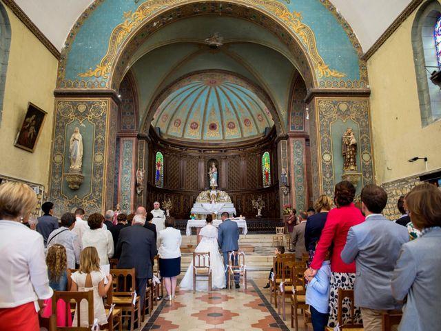 Le mariage de Damien et Laure à Mirambeau, Charente Maritime 2