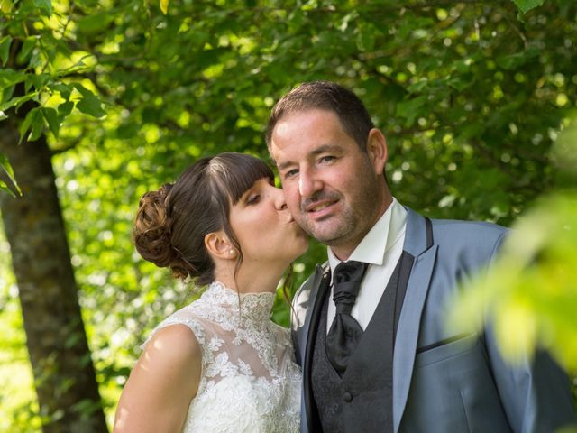 Le mariage de Damien et Laure à Mirambeau, Charente Maritime 7