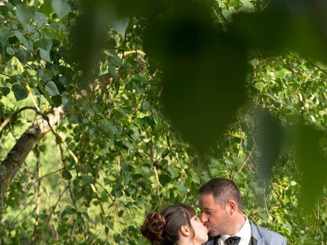 Le mariage de Damien et Laure à Mirambeau, Charente Maritime 8