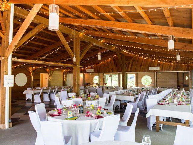 Le mariage de Damien et Laure à Mirambeau, Charente Maritime 29