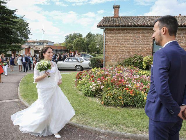 Le mariage de Mathieu et Claire à Toulouse, Haute-Garonne 10