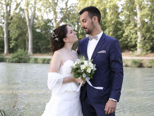 Le mariage de Mathieu et Claire à Toulouse, Haute-Garonne 33