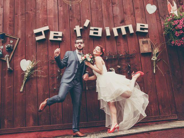 Le mariage de Thomas et Elodie à Beaubery, Saône et Loire 20