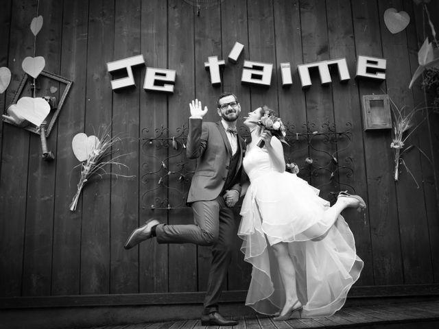 Le mariage de Thomas et Elodie à Beaubery, Saône et Loire 21