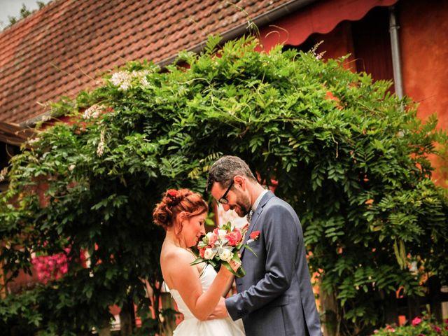 Le mariage de Thomas et Elodie à Beaubery, Saône et Loire 29