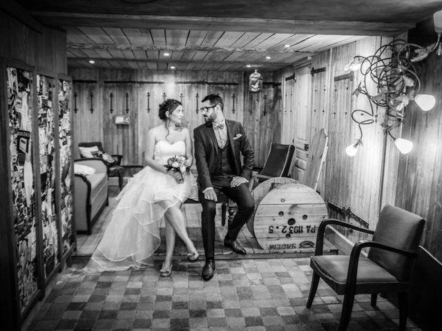 Le mariage de Thomas et Elodie à Beaubery, Saône et Loire 33