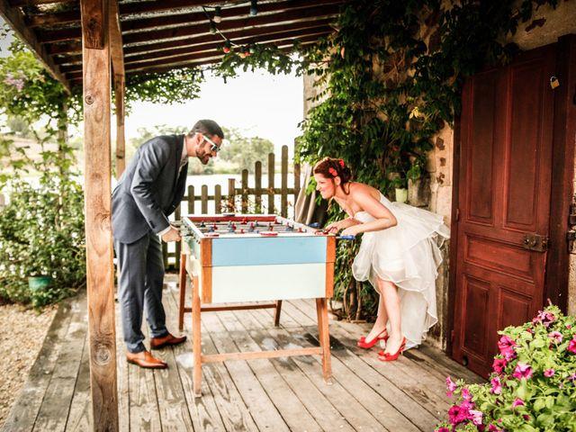 Le mariage de Thomas et Elodie à Beaubery, Saône et Loire 34