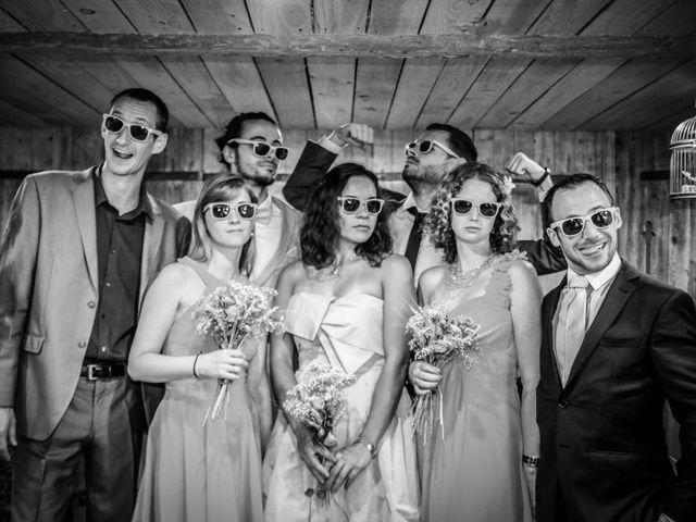 Le mariage de Thomas et Elodie à Beaubery, Saône et Loire 44