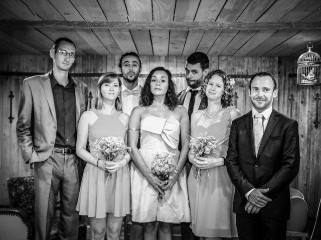 Le mariage de Thomas et Elodie à Beaubery, Saône et Loire 45