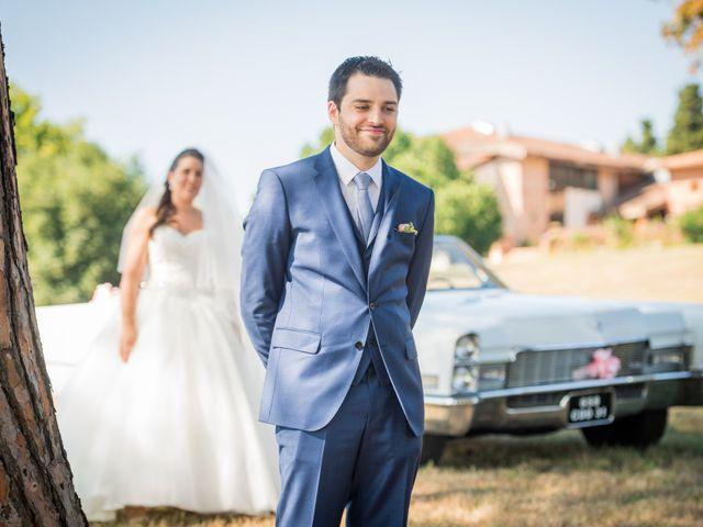 Le mariage de Benjamin et Camille à Pratviel, Tarn 18