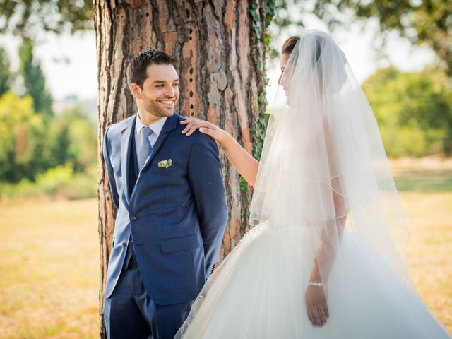 Le mariage de Benjamin et Camille à Pratviel, Tarn 20