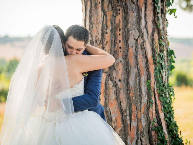 Le mariage de Benjamin et Camille à Pratviel, Tarn 21