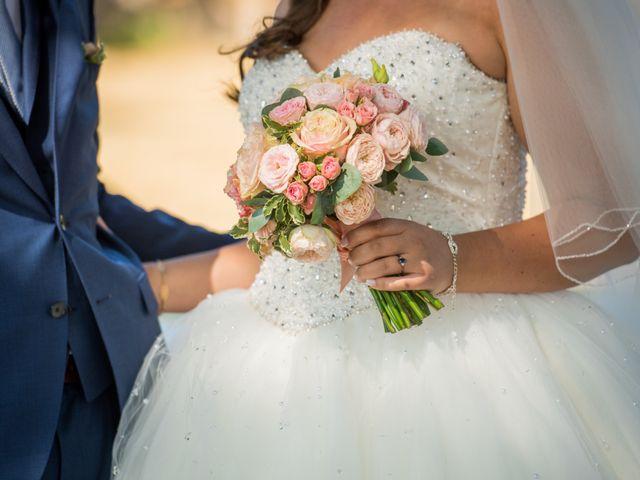 Le mariage de Benjamin et Camille à Pratviel, Tarn 28
