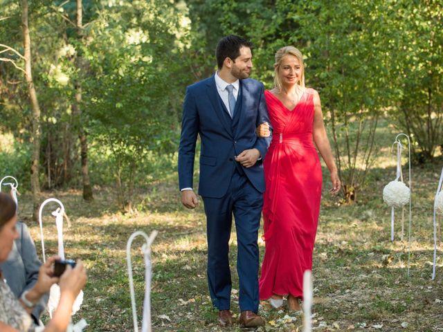 Le mariage de Benjamin et Camille à Pratviel, Tarn 37