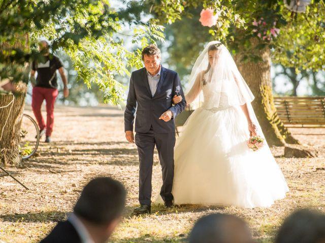 Le mariage de Benjamin et Camille à Pratviel, Tarn 38