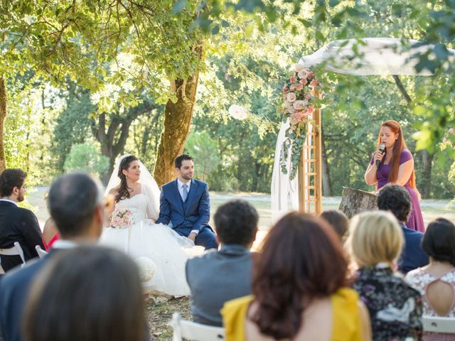 Le mariage de Benjamin et Camille à Pratviel, Tarn 41