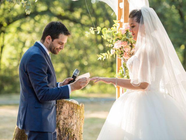 Le mariage de Benjamin et Camille à Pratviel, Tarn 44
