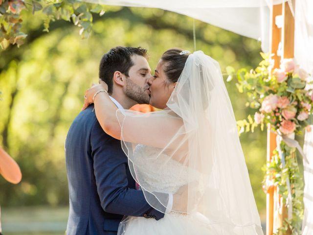 Le mariage de Benjamin et Camille à Pratviel, Tarn 46