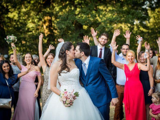 Le mariage de Benjamin et Camille à Pratviel, Tarn 54