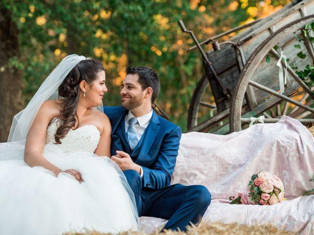 Le mariage de Benjamin et Camille à Pratviel, Tarn 71