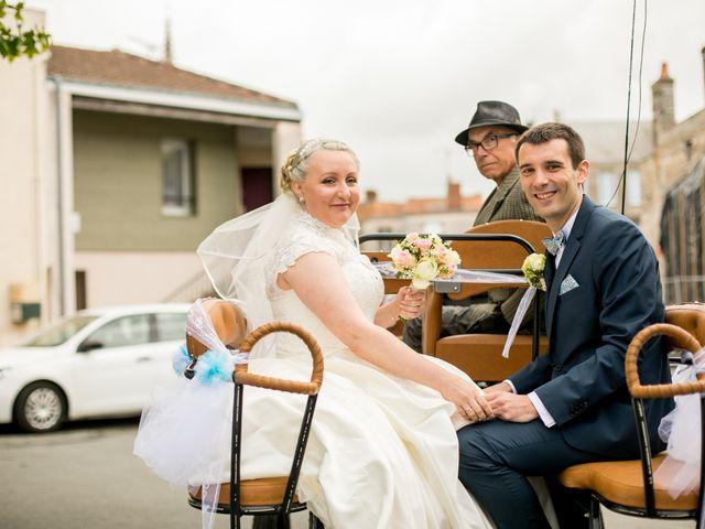 Le mariage de Vincent et Olesia à Chantonnay, Vendée 4