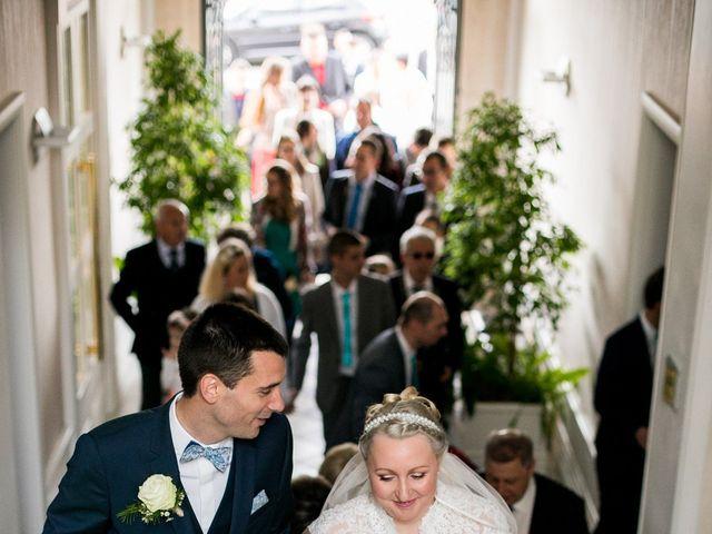 Le mariage de Vincent et Olesia à Chantonnay, Vendée 6