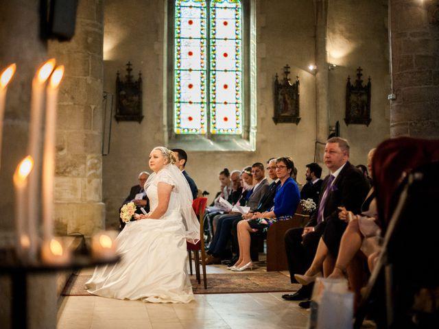 Le mariage de Vincent et Olesia à Chantonnay, Vendée 9