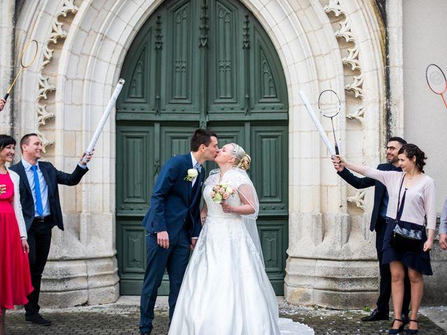 Le mariage de Vincent et Olesia à Chantonnay, Vendée 10
