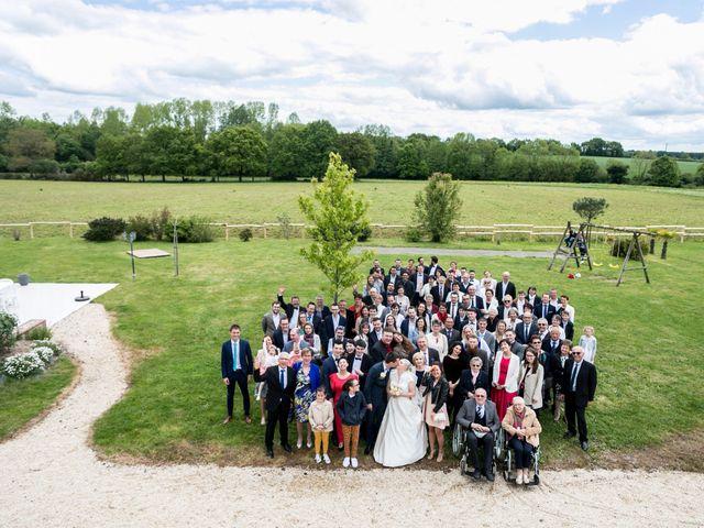 Le mariage de Vincent et Olesia à Chantonnay, Vendée 13