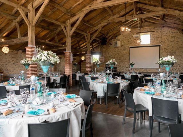 Le mariage de Vincent et Olesia à Chantonnay, Vendée 16