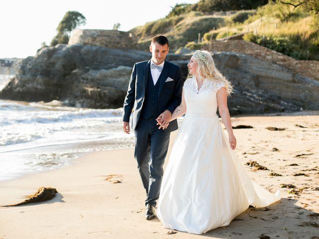 Le mariage de Vincent et Olesia à Chantonnay, Vendée 28