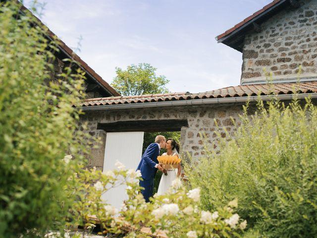 Le mariage de Romain et Nina à Firminy, Loire 17