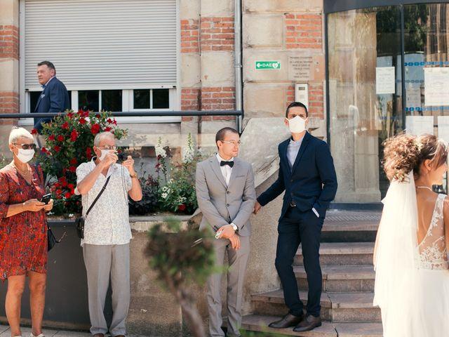 Le mariage de Romain et Nina à Firminy, Loire 19