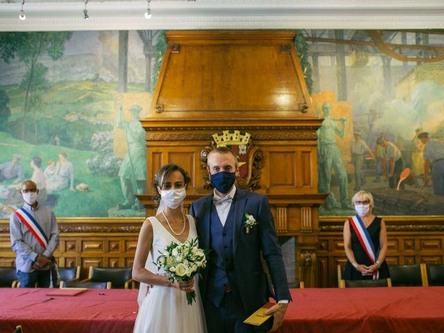 Le mariage de Romain et Nina à Firminy, Loire 22