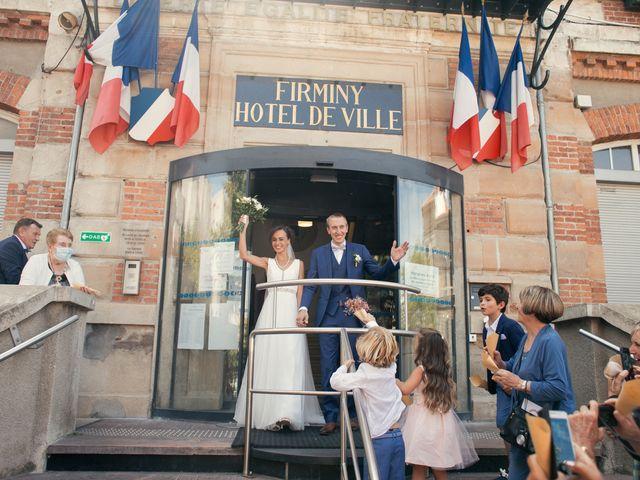 Le mariage de Romain et Nina à Firminy, Loire 23