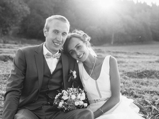 Le mariage de Romain et Nina à Firminy, Loire 40