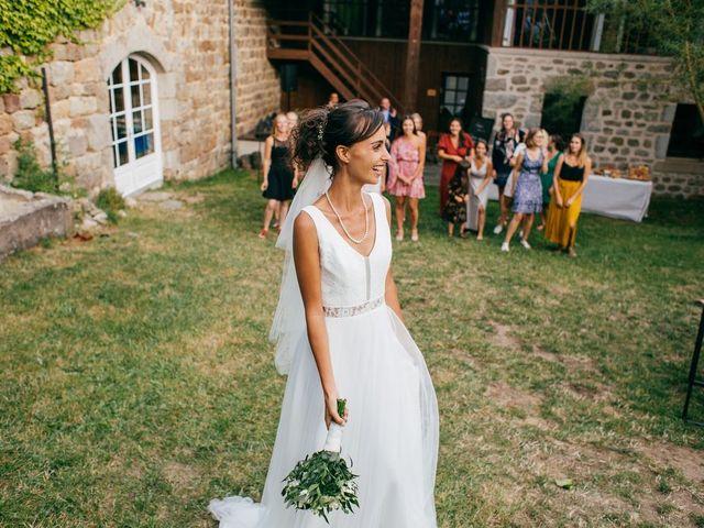 Le mariage de Romain et Nina à Firminy, Loire 42