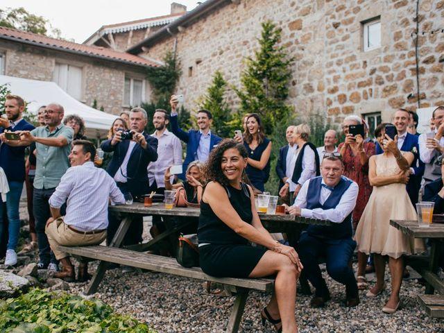 Le mariage de Romain et Nina à Firminy, Loire 43