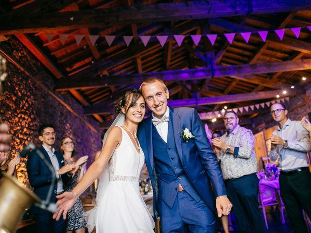 Le mariage de Romain et Nina à Firminy, Loire 45